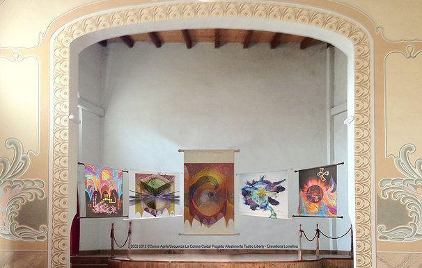 "Exibition Projects ""CARINA APRILE - TANGO Y NUEVA ERA""  © Carina Aprile"