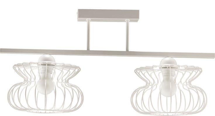 Lampa sufitowa VALENTINA 2 w stylu industrialnym dostępna na naszej stronie www.przystojnelampy.pl   #lampa #sufitowa #lamp #lamps #lampy #oświetlenie #styl #industrialny #industrial