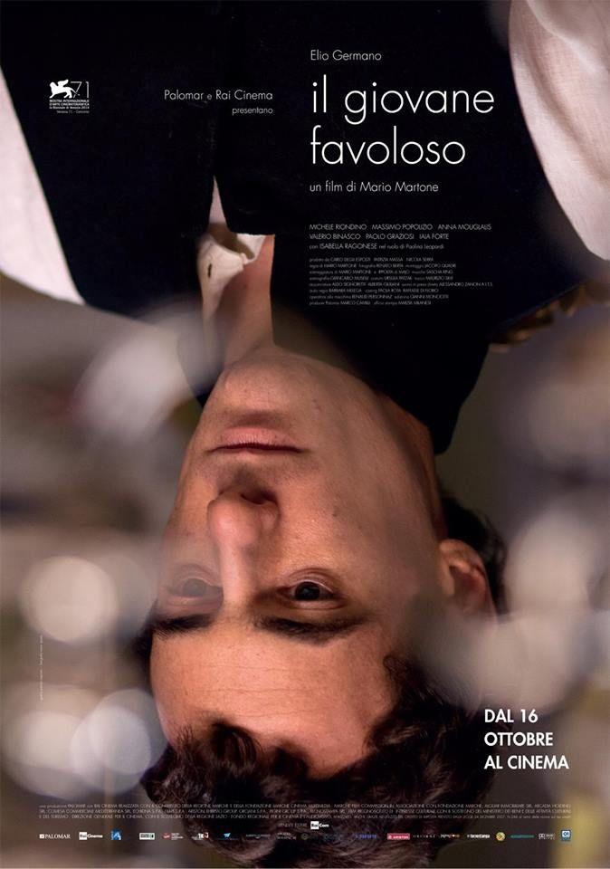 L'interpretazione impeccabile di Elio Germano per Il Giovane Favoloso: http://www.oggialcinema.net/il-giovane-favoloso-recensione/