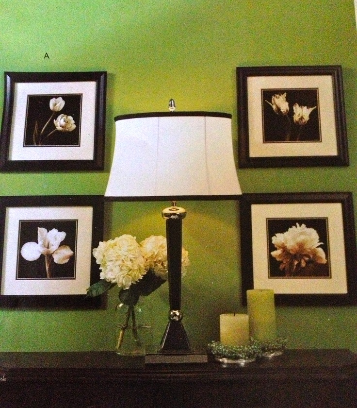 Wall Decor With Photos Pinterest : Pin by linnea g on wall decor picture hanging ideas
