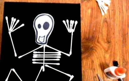 Lavoretti Halloween per bambini da fare in casa o a scuola - Halloween è in arrivo, e i lavoretti per i bambini, adatti a festeggiare questa ricorrenza,  sono davvero divertenti e spiritosi. Come le zucche di carta da appendere!