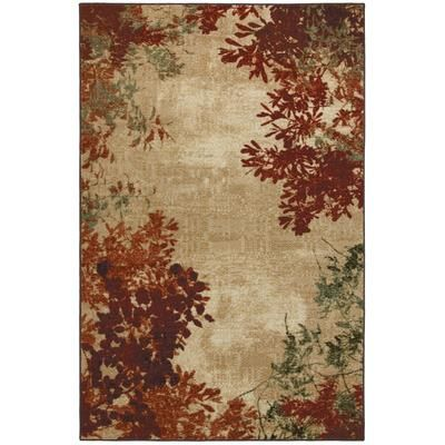 Townhouse Rugs Harvest Tan By Area Rug These Printed Are As Vibrant They Durable Through Cutting Edge Manufacturing And Innovation