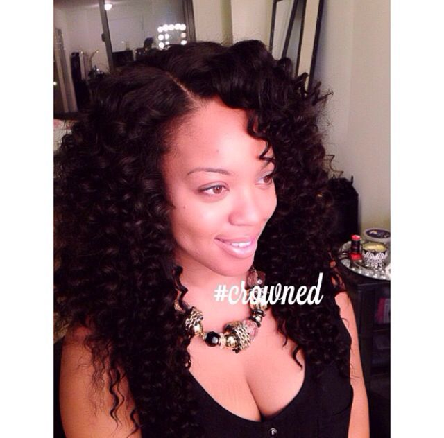 13 best curly sht images on pinterest hairstyles braid and braids are you thinking of trying a curly weave for your next hairstyle from wavy to kinky weve found 15 amazing curly looks to inspire you pmusecretfo Gallery