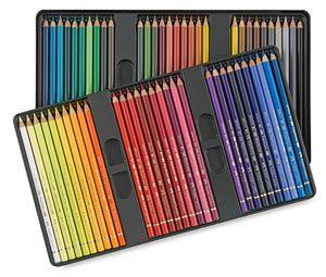 Faber-Castell Polychromos colored pencil, set of 60, $94.55