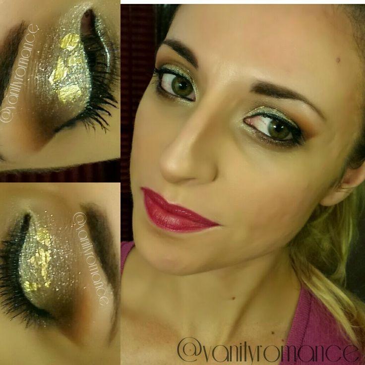 Vanity Romance: Buon Natale e Felice Anno Nuovo: outfit&makeup con...
