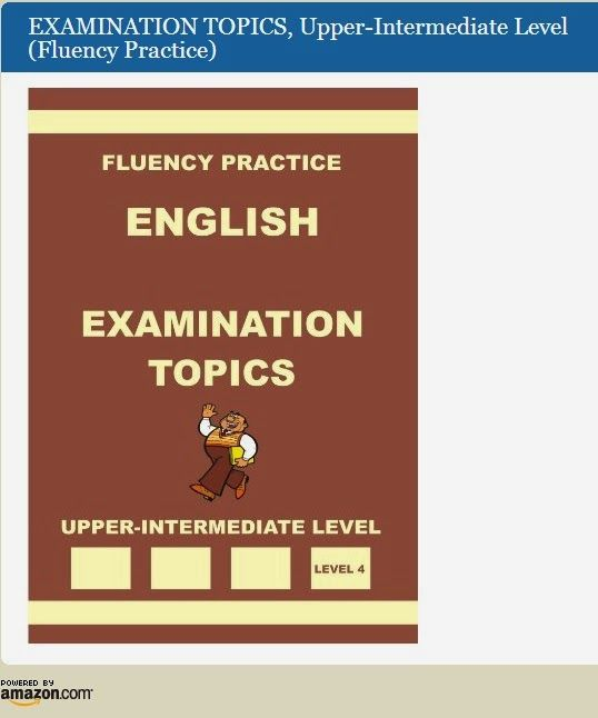Learn English With Me! : FLUENCY PRACTICE