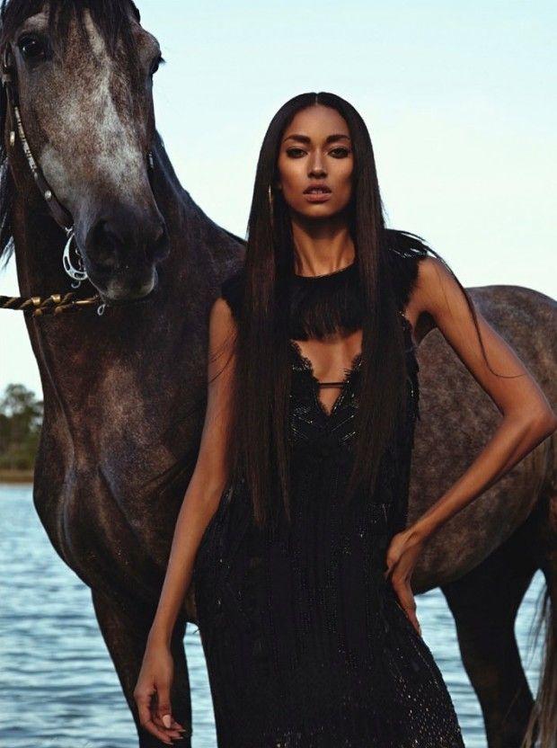 French Revue de Modes Fall 2014 | Anais Mali por Urivaldo Lopes [Fashion]