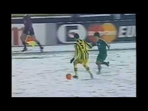 PANATHINAIKOS FC IN NANTES 1996 TRIBUTE