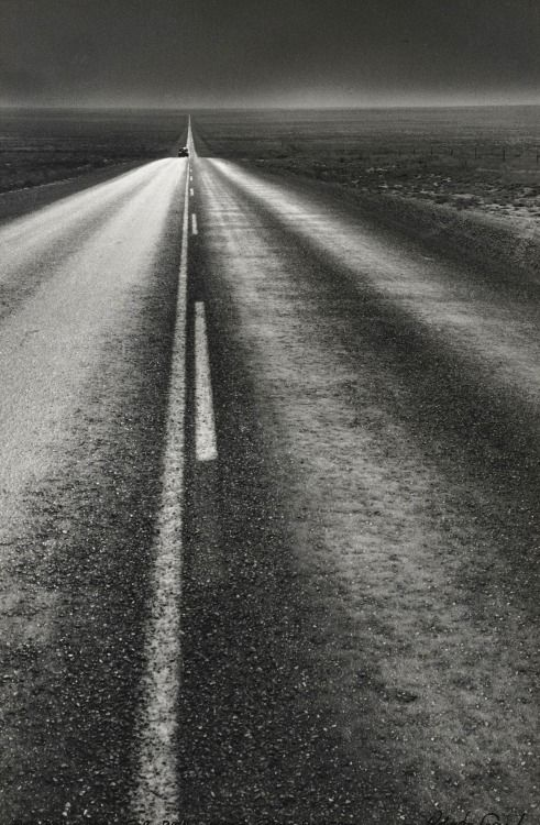 Robert Frank U.S. 285, New Mexico, 1955 From The Americans