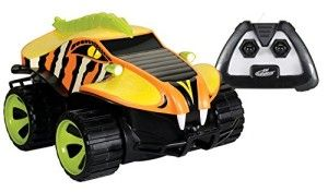 Kid Galaxy: Mega Morphibians Amphibious RC Snake Great toy for the beginner user of remote controls. The battery compartment is on the top.  http://awsomegadgetsandtoysforgirlsandboys.com/kid-galaxy/ Kid Galaxy: Mega Morphibians Amphibious RC Snake