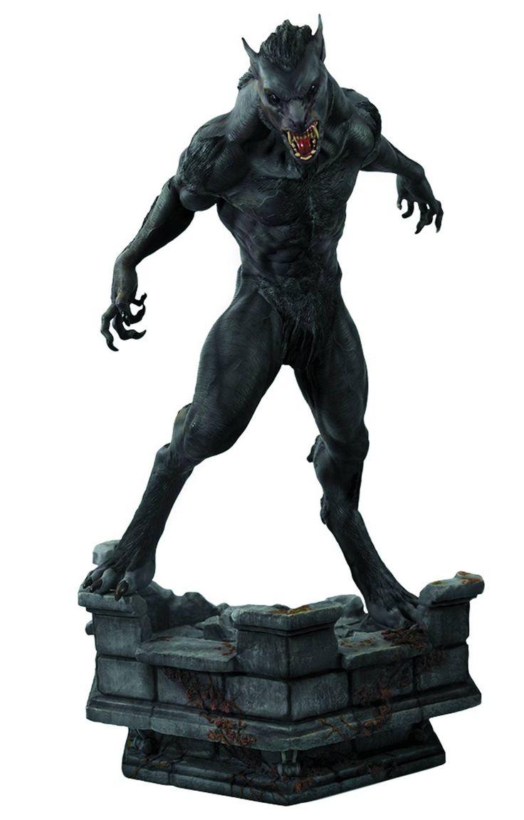 Underworld Werewolf | underworld lycan 1 4 scale statue c 1 1 2