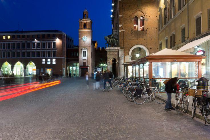 Ferrara La città delle biciclette | da Antonio Casti
