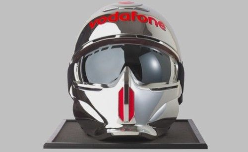 awesome Helmets | ... alternative formula 1 blog, Awesome: McLaren Pit Crew Helmets for sale