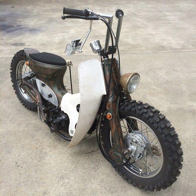#C70#50#Motorcycle #hondasupercub#honda#supercub#cubchopper…