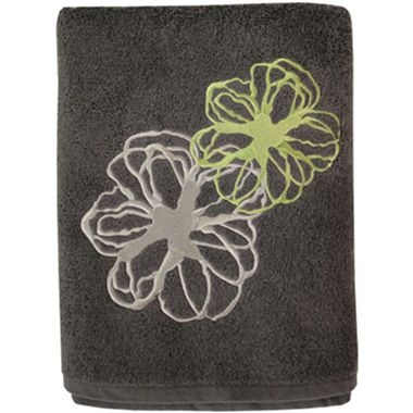 jcp home erika decorative bath towels jcpenney