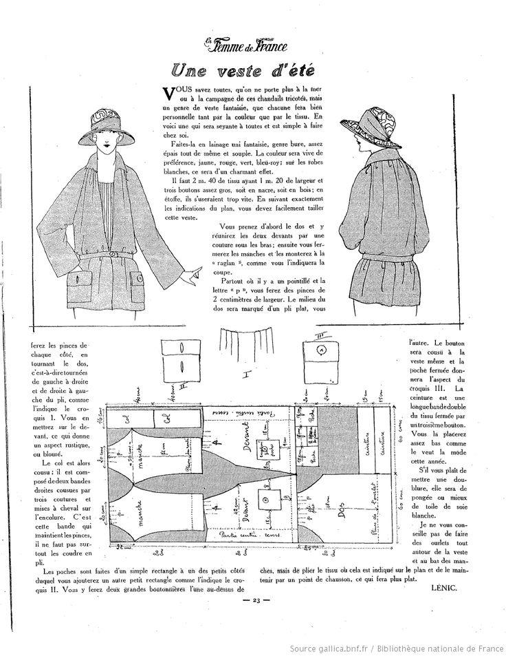 La Femme de France 1922/06/18