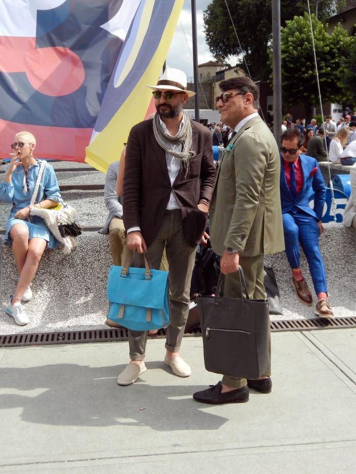 Satchels and shopper bags #style #mensfashion #pittiuomo