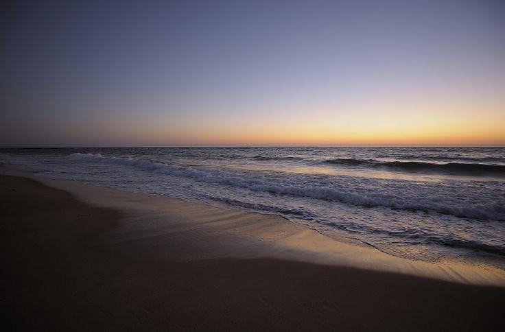 https://flic.kr/p/zKUGy8 | Other world | Dreamy dusk on the beach of Peloponnese