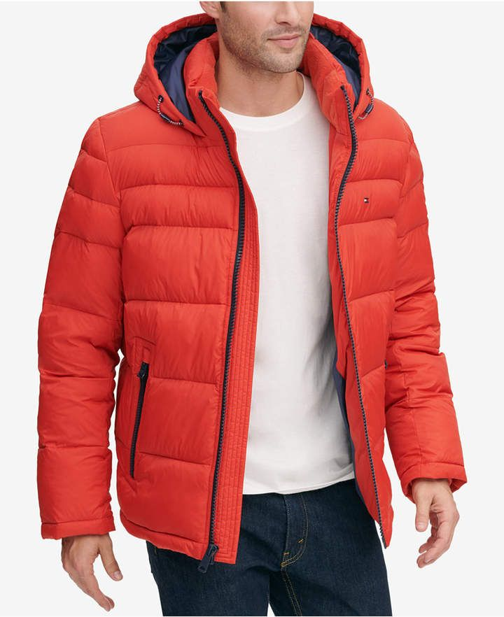 Tommy Hilfiger Men Quilted Puffer Jacket | Puffer jackets
