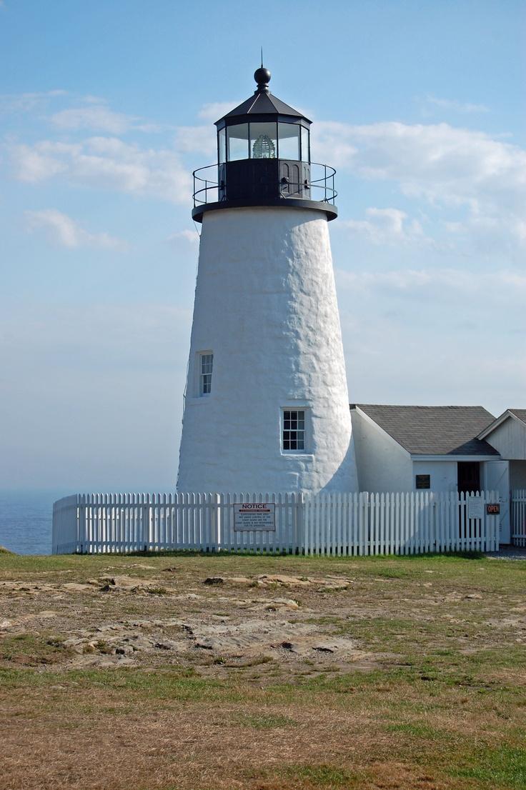 Maine Quintessential Maine Gotta Have A Lighthouse Photo