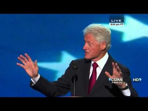 "TECHNIQUES BILL CLINTON USES TO WOW AN AUDIENCE (fastco): ""Bill Clinton has decades of public-speaking experience, a deep well of charisma, and record high favorability ratings. But even mere mortals can borrow a few of his simple techniques to make our own presentations shine."""