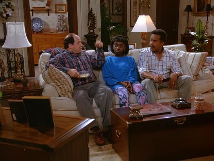 Seinfeld The Couch