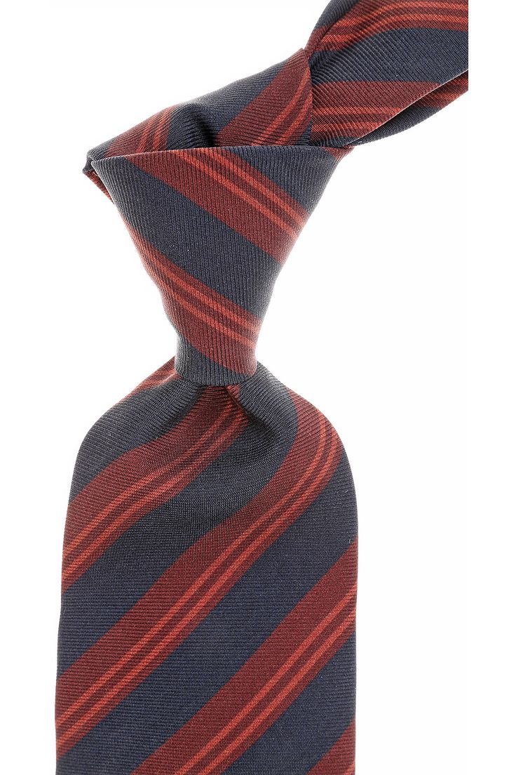 Ties On Sale, Camel Melange, Cotton, 2017, one size Belvest