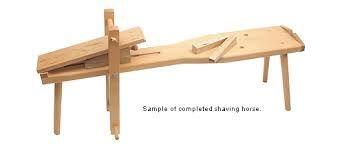 shaving horse bench에 대한 이미지 검색결과