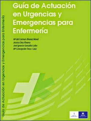 Guía de actuación en Urgencias y Emergencias para Enfermería