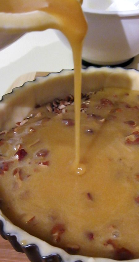 The Most Amazing Ever Butter Pecan Pie ~ Best pie EVER!