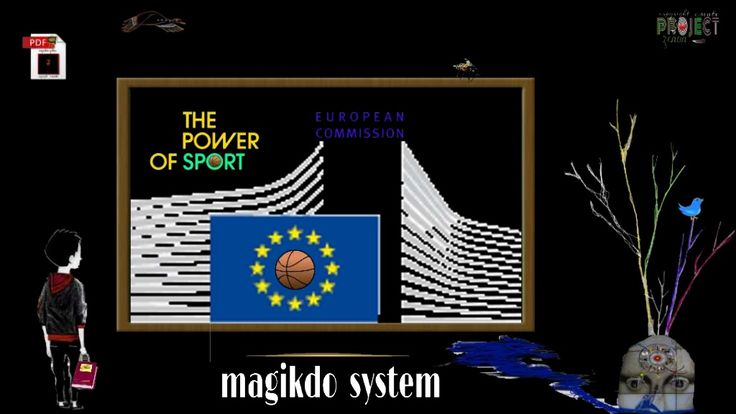 the..POWER of..SPORTS..by EU ...- thanks EU... by Magikdo Basketmz via slideshare