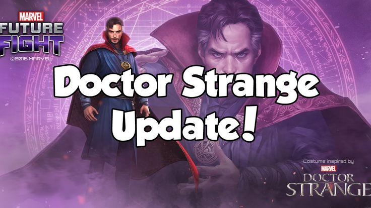 [Marvel Future Fight] Doctor Strange Update!