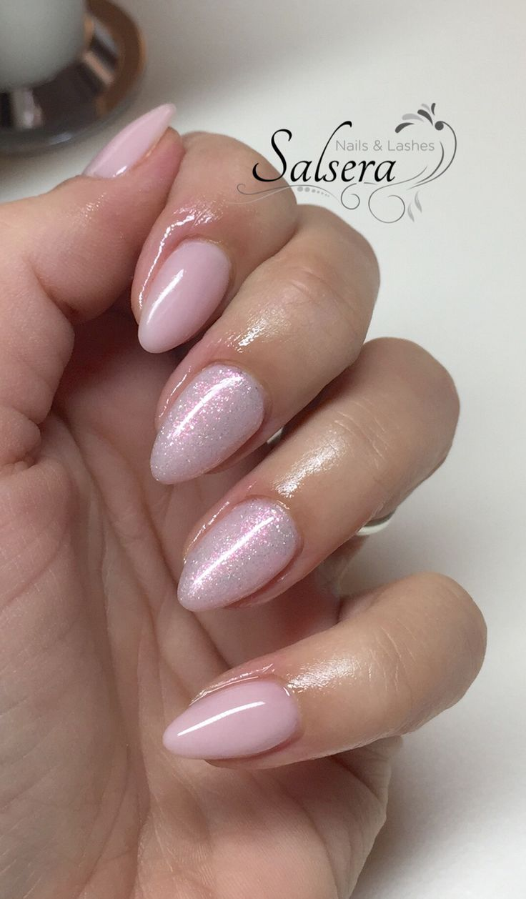 Fullcover, Nails, Nude, Mermaid-effect, Nailart, Glitter, SalseraNails&Lashes