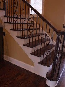 Best 17 Best Images About Stairs On Pinterest Iron Staircase 400 x 300