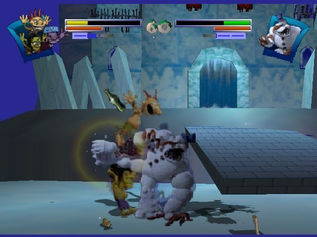 Clayfighter Sculptor's Cut - Clayfighter - Clayfighter games - Interplay Entertainment