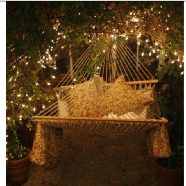Best Backyard Hammock : backyard hammock setup! Idea, Dream, Hammocks, Outdoor, Backyard