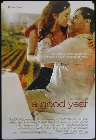 A good Year.    Movie Posters - Drama 2001 - 2010