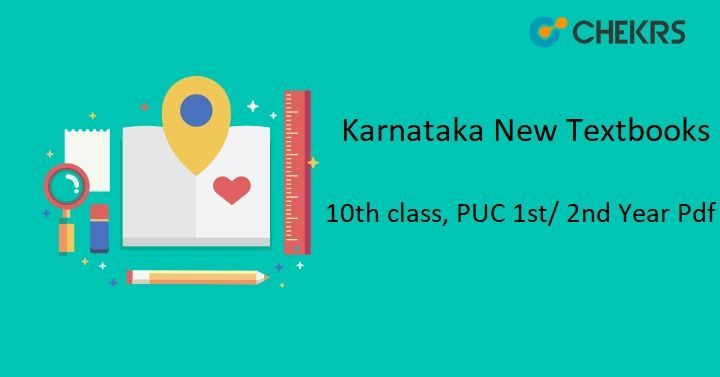 New Textbooks 2018 19 Karnataka10thclass Puc1st 2ndyear Pdfdownload Https Schools Chekrs Com Karnataka New Textbooks 10th Textbook Gaming Logos 10 Things