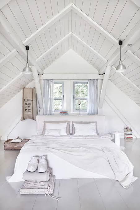 Image Result For Bedroom Ensuite Dressing Room Attic Vaulted Ceiling Attic In 2018 Attic Bedrooms Bedroom Attic