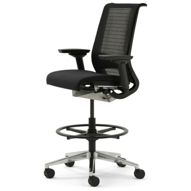 Tall Office Chairs For Standing Desks Wi Desk Pinterest Chair