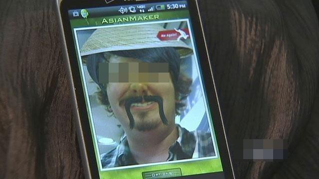 Google menarik balik aplikasi 'Make Me Asian', iaitu aplikasi telefon pintar yang membolehkan pengguna menukar rupa paras mereka kepada orang Asia.