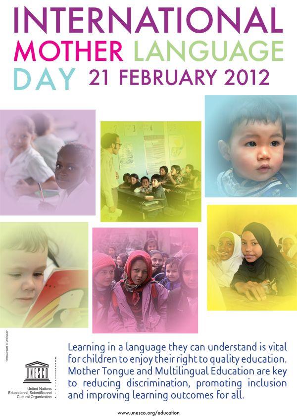 21 International Fashion Magazine You Ll Love: 1000+ Ideas About International Mother Language Day On