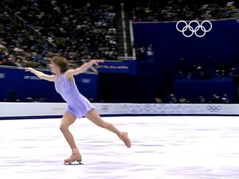 One of figure skatings greatest upsets - Sarah Hughes, Figure Skating, Salt Lake 2002