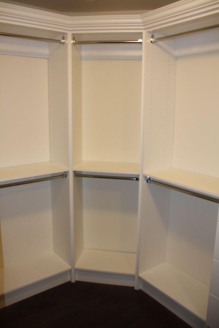 Toronto Custom Concepts Blog: Ideas For Closet Corners