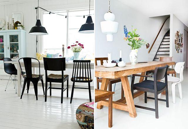 Mismatched Chairs?
