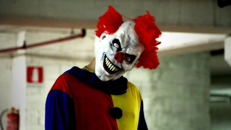 The DmPrank team perhaps go too far in their newest and most twisted prank yet - Killer Clown Number 4.
