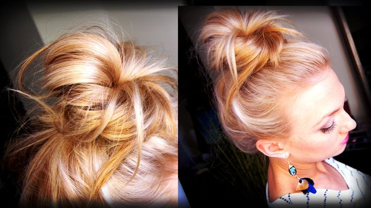 love her videos and this one for top knot is amazing...totally worked