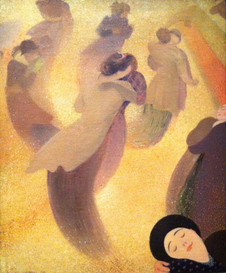 La Valse - 1893 -  Félix Vallotton au Grand Palais - Paris pic.twitter.com/xFBUIuuPPf