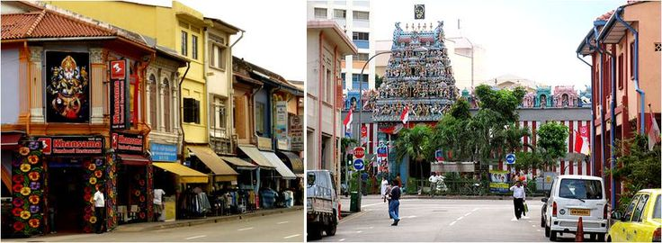 Viaje a Singapur-Little India