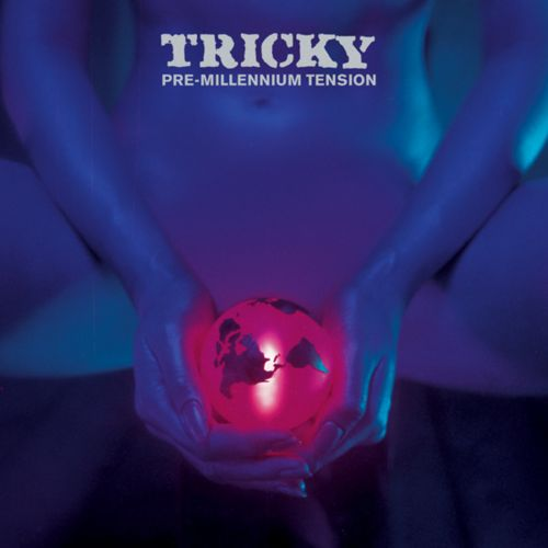 Tricky: Pre-Millennium Tension—Blue Source and Tricky, photo by Stephane Sednaoui